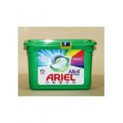 Detergent 15 capsule Ariel All in One, Color, 15 spalari