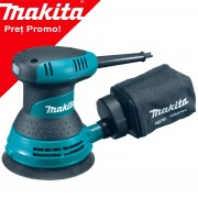 MAKITA BO5030 Masina de slefuit alternativ si orbital 300 W
