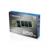 SSD 256GB A-Data Ultimate SU800, SATA 6Gb/s, M.2 (2280), скорост на четене 560MB/s, скорост на запис 520MB/s