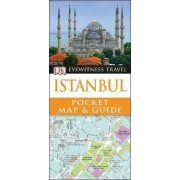 Istanbul Pocket Map and Guide, Paperback