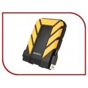 Жесткий диск A-Data DashDrive Durable HD710 Pro 2Tb Yellow AHD710P-2TU31-CYL
