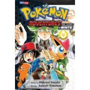 Pokemon Adventures: Black and White, Volume 4, Paperback