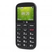 Doro Téléphone Mobile plat DORO 1360 - noir