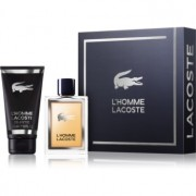 Lacoste L'Homme coffret II. Eau de Toilette 100 ml + gel de duche 150 ml