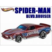 Hot Wheels / HotWHeels ? Spider-Man / SPIDER-MAN VS SINISTER6 die-cast model minicar /BLVD.BRUISER
