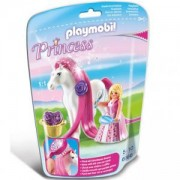 Комплект Плеймобил 6166 - Принцеса розали с кон, Playmobil, 291177