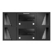 Quantum No Slot Licenses - Module d'extension pour bibliothèque de bandes - 600 To / 1500 To - logements : 100 - Aucun lecteur de bande - nombre maximum de lecteurs : 3 - rack-montable - 6U
