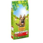 Friskies Dry 2.4kg Active