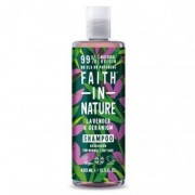 Faith in Nature levendula és geránium sampon - 400 ml