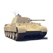 1/35 WW.II German Panther D type initial production type artillery observation vehicles