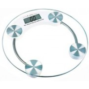 Sukot 150KG Digital Health Weigh Personal Bathroom Scale Weighing Scale(White)