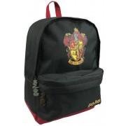 Groovy Harry Potter - Gryffindor Black Burgundy Backpack