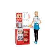 Boneca Barbie Chef De Massas - Mattel