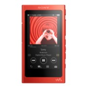 MP3 плеер Sony NW-A37HN, красный