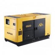 Generator diesel cu automatizare Kipor KDE 75SS3