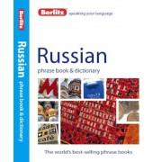 Berlitz Russian Phrase Book & Dictionary, Paperback