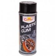 Spray vopsea cauciucata Plasti dip Negru Premium Champion