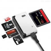 C235 USB2.0 Haute Vitesse Avec Lecteur De Carte Mémoire 512 Go Avec Lecteur De Carte Mémoire TF