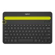 Logitech K480 Bluetooth Black mobile device keyboard
