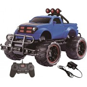 Toykart Remote Control Mad Racing Cross Country Hummer Style Monster Truck 1:20, HB-ORIGINAL (XC03)