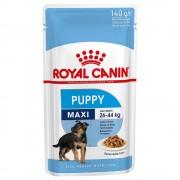 Royal Canin Maxi Puppy comida húmeda para perros - 20 x 140 g