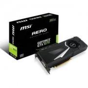 Видео карта MSI GeForce GTX 1070 8GB GDDR5 256bit PCIe GTX 1070 AERO 8G OC, 7680 x 4320