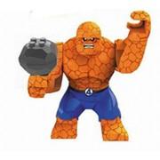 Generic 0281 Super Heroes 7cm Big Size Thor Ragnarok 76088 Hulk Colossus Killer Croc Building Blocks Brick for Children Gift Toys Decool 0153