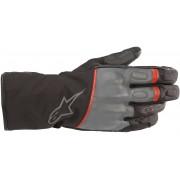 Alpinestars Striver Drystar Motocyklové rukavice S Černá Šedá