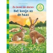 Zo leven de dieren: Het konijn en de haas - Friederun Reichenstetter