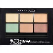 Kit pentru corectarea imperfectiunilor Maybelline New York Master Camo 01 Light 6.5 g