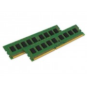 Kingston PC-werkgeheugen kit KVR16LN11K2/16 16 GB 2 x 8 GB DDR3-RAM 1600 MHz CL11