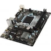 MSI H110M PRO-D Intel H110 LGA 1151 (Socket H4) Micro ATX moederbord