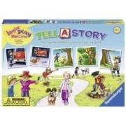 Joc Spune O Poveste.Fiecare caracter are 5 carti care fac o poveste