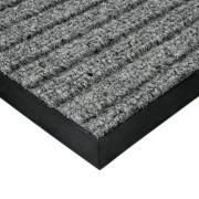 Šedá textilní zátěžová čistící rohož Shakira - 300 x 200 x 1,6 cm (77221324) FLOMAT