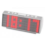 Sencor SRC190RD rádiós ébresztő óra