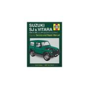 Unbranded Suzuki SJ Series, Samurai & Vitara (4-cyl) Petrol (82 - 97) Haynes Repair Manual