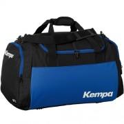Kempa Sporttasche TEAMLINE - schwarz/royal | S