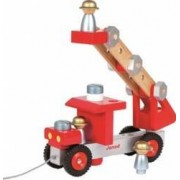 Masinuta Janod Fire Truck DIY