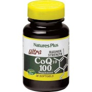 Nature's Plus Ultra Coenzima Q10 100 mg - 30 softgels