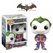 Funko Pop The Joker En Arkham Asylum De Batman Dc Comics Villano Caja Golpeada