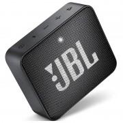 JBL GO 2 Portable Waterproof Bluetooth Speaker - Black