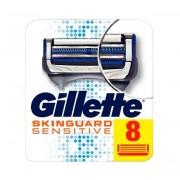 Gillette Fusion SkinGuard Sensitive Razor Blades 8st