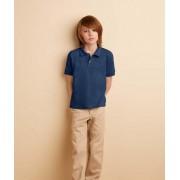 Gildan 8800B gyerek galléros rövid ujjú póló