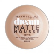 Maybelline Dream Matte Mousse Foundation 030 Sand Spf 15 18ml