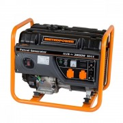 Generator open frame benzina STAGER GG4600, 230 V, 3.8 kW, motor 4 timpi