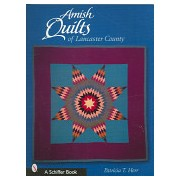 Amish Quilts of Lancaster County (Herr Patricia T.)(Paperback) (9780764320170)