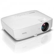 Мултимедиен проектор BenQ MX532 DLP, XGA (1024x768), 15 000:1, 3300 ANSI Lumens, VGA, HDMI, RCA, 3D Ready, Бял, 9H.JG677.33E