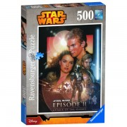 Puzzle star wars ep ii 500 piese