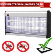 Insectokill M40 - distrugator de insecte cu lampi UV ideal pentru combaterea mustelor si tantarilor in locuinte,birouri,depozite,fabrici