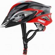 Unisex Adulto Bicicleta Ruta MTB Casco De Ciclismo Protección 58-63cm Ajustable